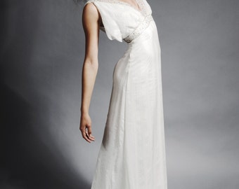 Helen - art deco inspried weddign gown