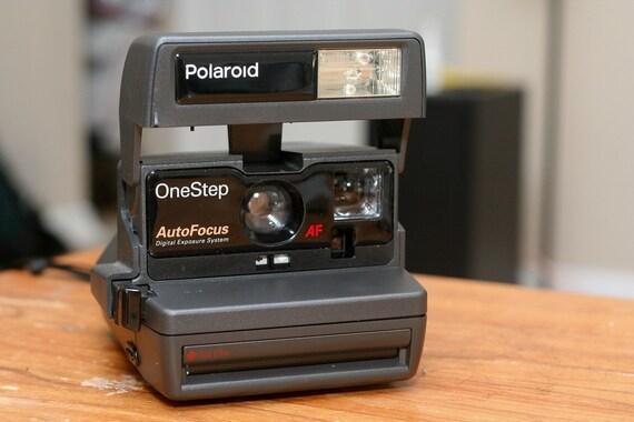 Polaroid One Step Autofocus AF