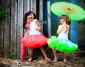 Pettiskirts by Dreamspun - Set of 2 For Tea Party Dress Up