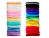 Nylon Chiffon Fabric - YOU PICK COLOR -4 Yards- For Pettiskirt Costume Bridal Lingerie Dance Skating Pageant Projects