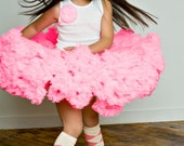 Sweetheart Pettiskirt by Dreamspun - Candy Pink-