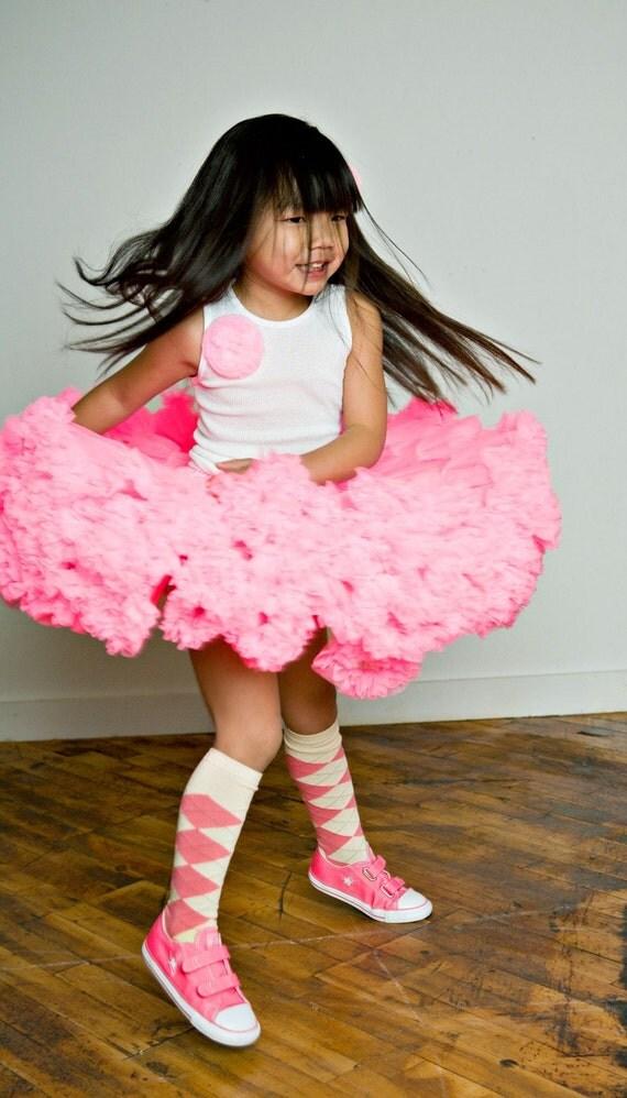 Sweetheart Pettiskirt by Dreamspun - Candy Pink-