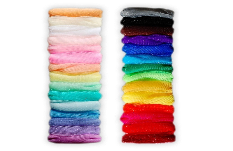 Nylon Chiffon Fabric You Pick Color 4 Yards For Pettiskirt