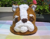 Woofy Bulldog Hat