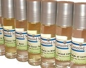 Island Lime RollOn Perfume Oil