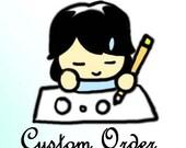 Custom Origami For Encurrin