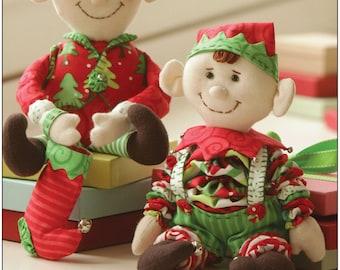 Yo-Yo Christmas Elf ePattern