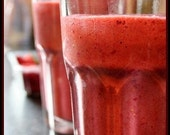 All Fruit Smoothies, Sweet and Simple Raw Vegan Recipe eBook By Raw Food Chef Christina Chadney