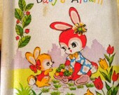 Made in Japan  Vtge Never Used Baby Photo Album  from the 60s