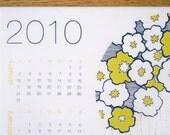 four seasons wall calendar