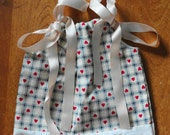 Baby Girl Pillowcase Dress. Preemie Pillowcase Dress.  Size Newborn, 6 Month. Length 14 inches