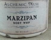 Marzipan - Body Whip - Sweet Almond, Raw Sugar, Buttery Vanilla