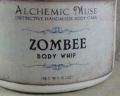 ZomBee - Body Whip - Honeycomb, Crushed Clove, Dark Patchouli