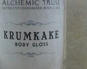 Krumkake - Body Gloss - Gingerbread, Spice, Cream