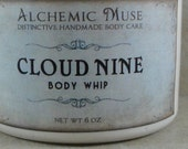 Cloud Nine - Body Whip - Victorian Lilac, Fresh Cream, White Raspberry - Limited Edition