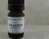 Marzipan - Perfume Oil - Sweet Almond, Raw Sugar, Buttery Vanilla