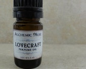 Lovecraft - Perfume Oil - Pumpkin, Lavender, Cream, Spice
