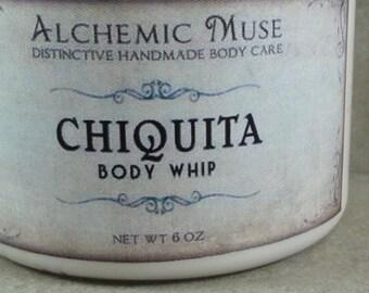 Chiquita - Body Whip - Banana, Butter Rum, Sandalwood