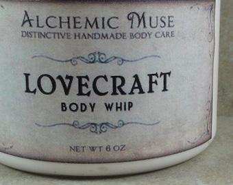 Lovecraft - Body Whip - Pumpkin, Lavender, Cream, Spice