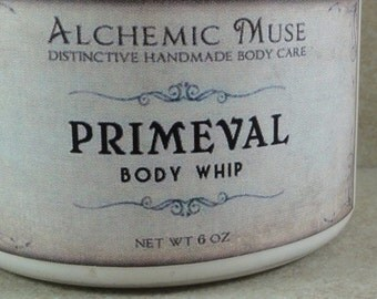 Primeval - Body Whip - Ancient Woods, Oakmoss, Patchouli