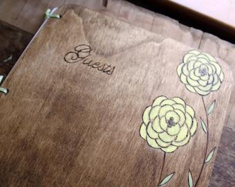 Wedding Guest Book, Wedding Guestbook, Rustic Guest Book, Rustic Guestbook, wooden guestbook, rustic wedding guestbook
