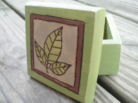 Little Leaf Box