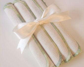 ORGANIC Cotton Multipurpose Cloths - Set of 4