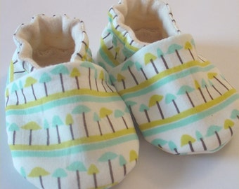 ORGANIC Cotton Baby Shoes