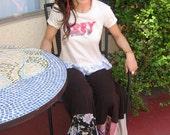 LOVE Hippie Recycled TREY ANASTASIO Phish T-Shirt Tee