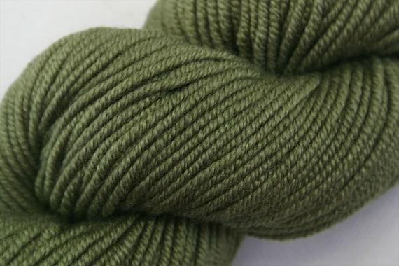 Merino Silk Sliver Salvia - craftyorwot.com