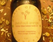 patchouli orange body oil