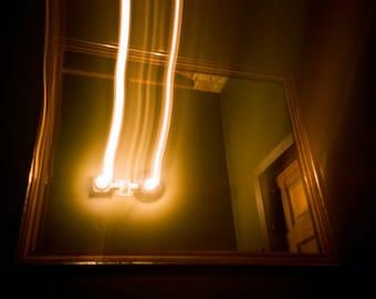 8x12 Color Photograph - Bathroom Series