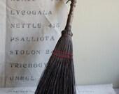 Antique Fireplace Broom