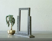 Antique Picture Frame on Stand