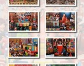 Set of 8 Collector Postcard Set Windup Dreams and Vinyl Nightmares Photography by johnpurlia on Etsy