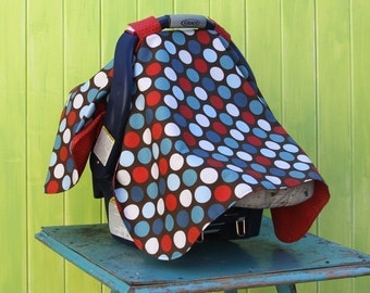 Car Seat Cover Up Canopy Tent PDF Pattern Tutorial