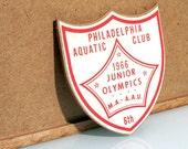 Philly Aquatic Club Award