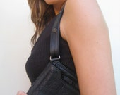 black stealth double holster