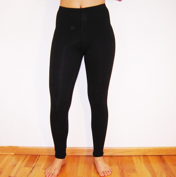 Bamboo and Organic Cotton Leggings