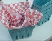 Farmers Market Favor Boxes-set of 12