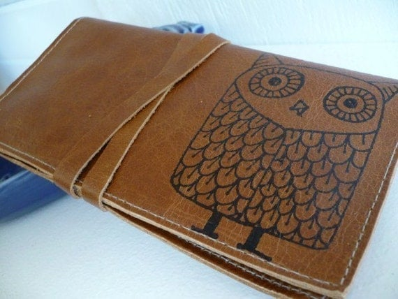 leather checkbook, leather wallet, leather pocketbook, checkbook wallet, free shipping, leather checkbook cover, travel wallet, personalized