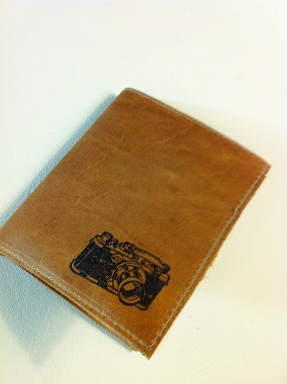 billfold wallet with card slots leather custom for you camera