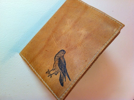 billfold wallet with card slots leather custom for you hawk
