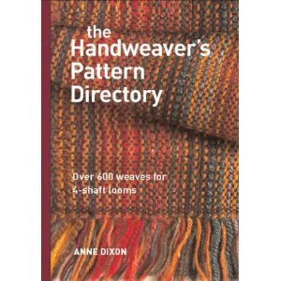Reserved Listing for Mualla---The Handweaver's Pattern Directory by Anne Dixon