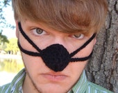 The Man in Black Nose Warmer, Outdoor Lover, Man, Woman, Teen, Unisex, Nose Cozy, Nose Cover, Dad, Brother, Vegan Friendly, Outdoor Sports