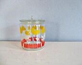 Farmyard Canister ...vintage cookie jar