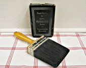 """Finest Quality 4"""" Brush ...vintage in package"""