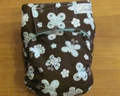 Medium Butterfly Diaper Cover -CLEARANCE-