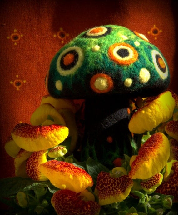 Fantasy mushroom Made to order