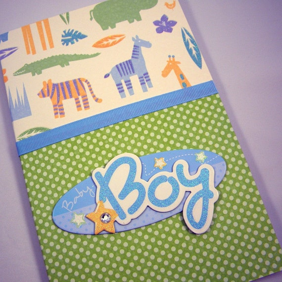 Mom Journal - Pregnancy and New Baby Boy, Notebook